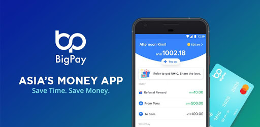 BigPay Referral Code