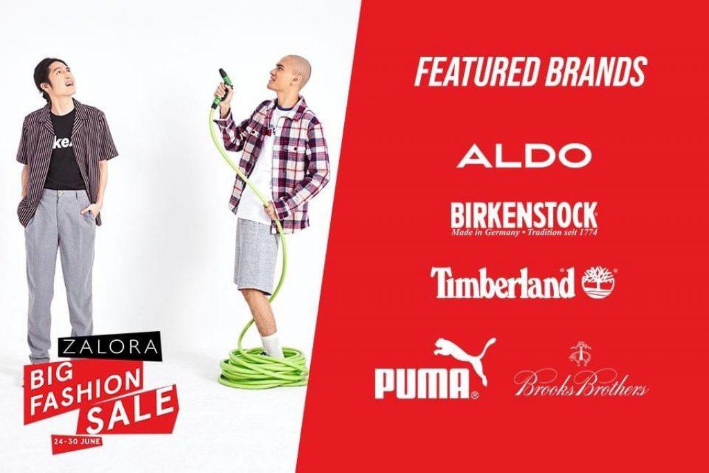 Zalora Big Fashion Sale Promo Codes Mypromo My