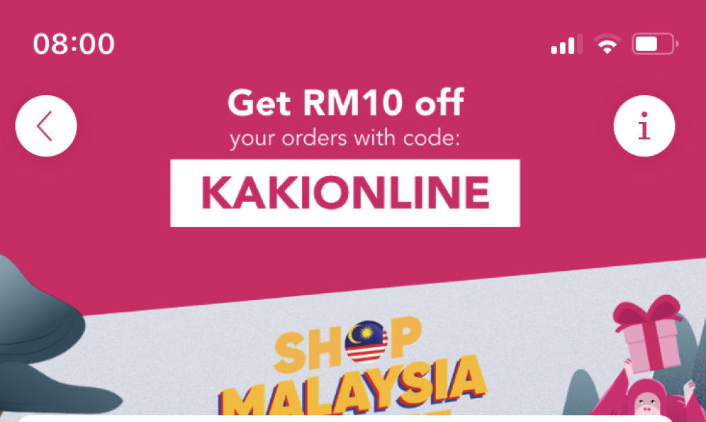 Foodpanda Promo Code Kakionline Mypromo My