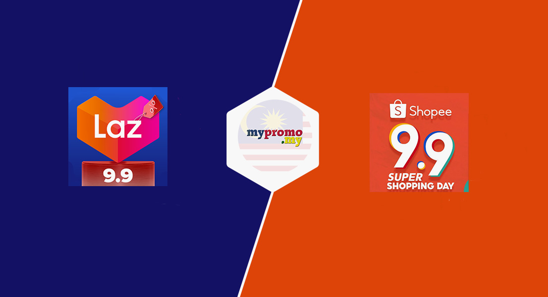 Lazada And Shopee 9 9 Sales Deals Promotions M Y Mypromo My