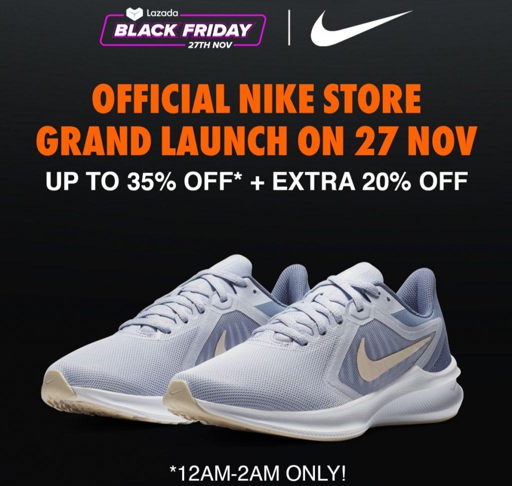 Lazada Nike
