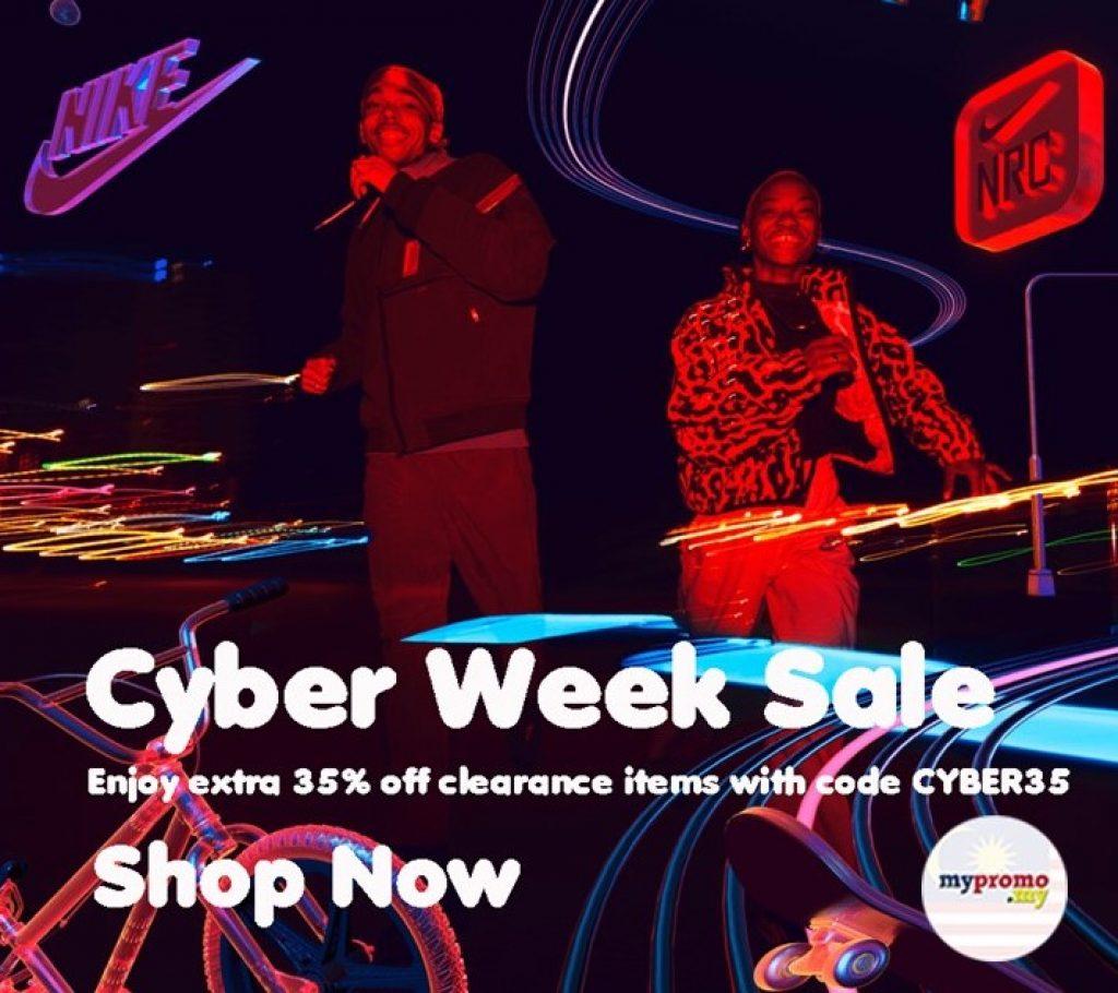 Nike Cyber Week