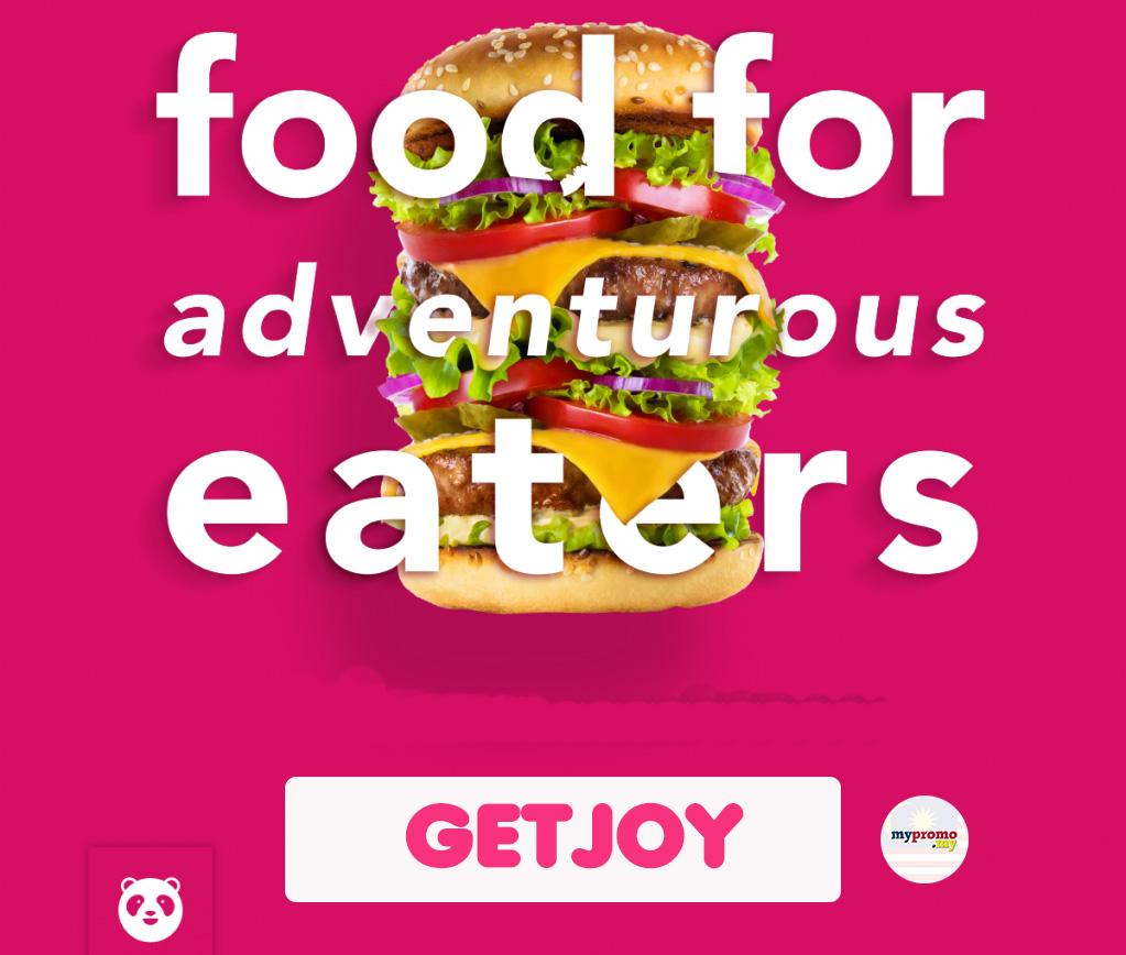 foodpanda getjoy