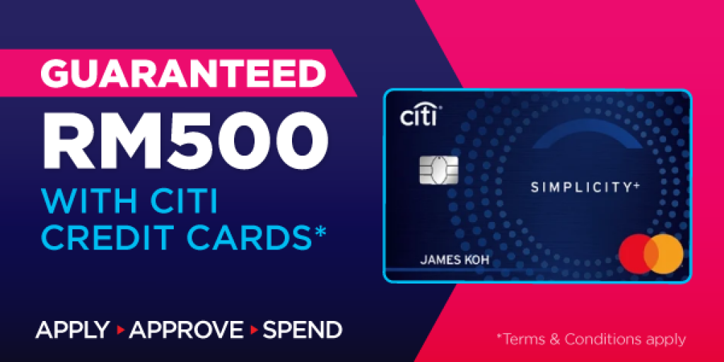 RinggitPlus Credit Card