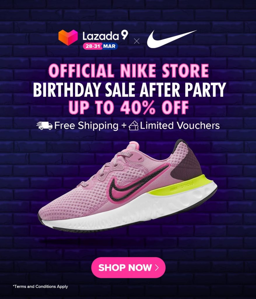 Lazada After Party