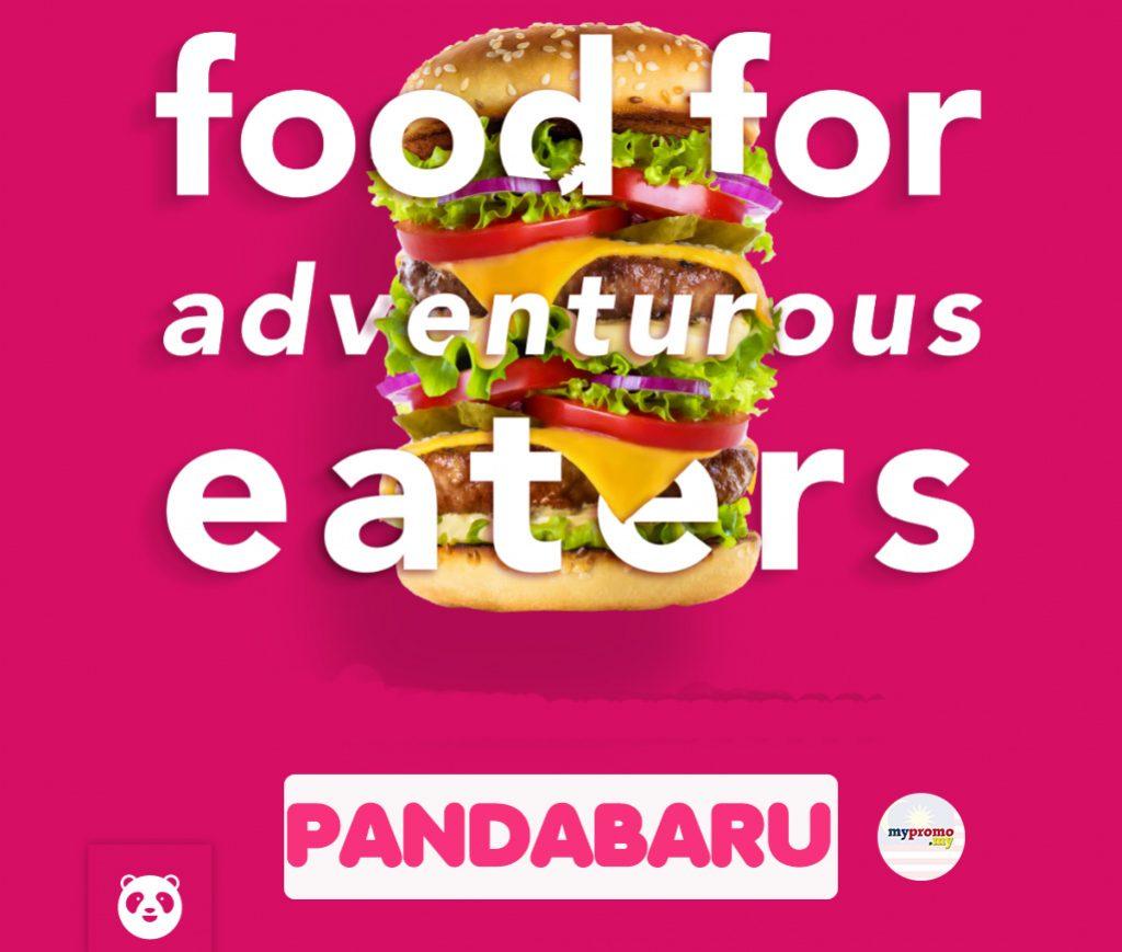 foodpanda PANDABARU