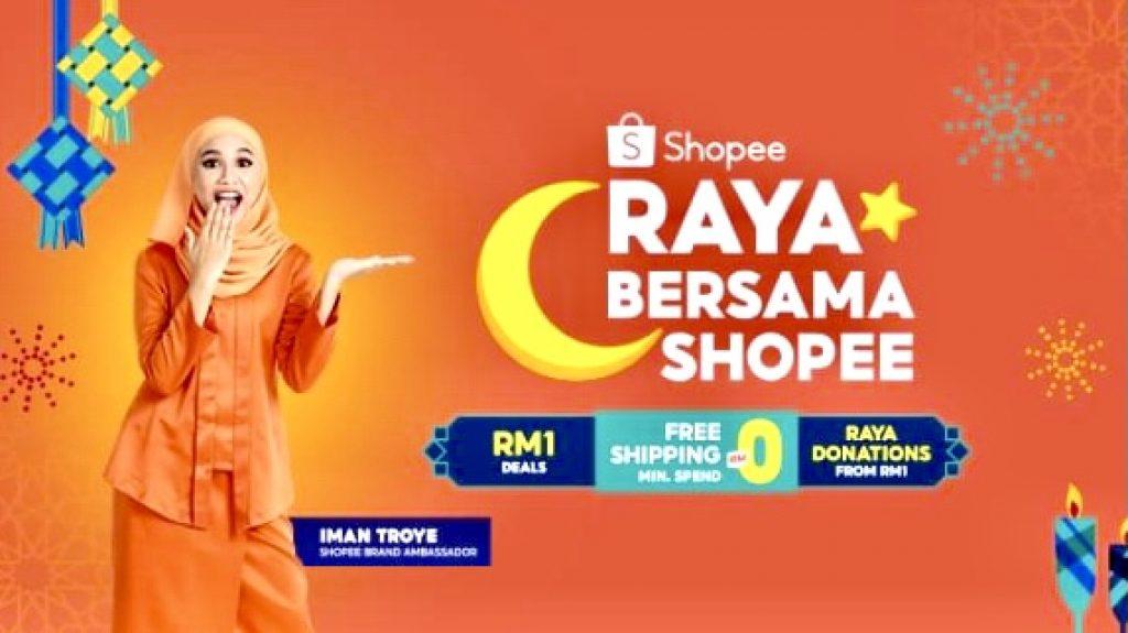 Raya Bersama Shopee 2021