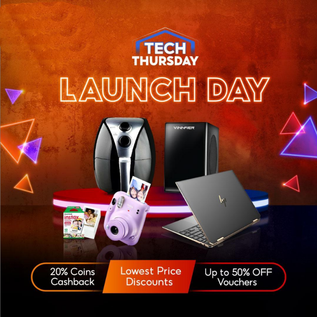 Shopee Tech Tuesday