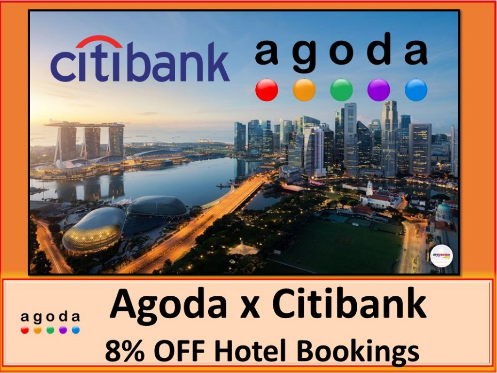 Agoda x Citibank Promotion 2021