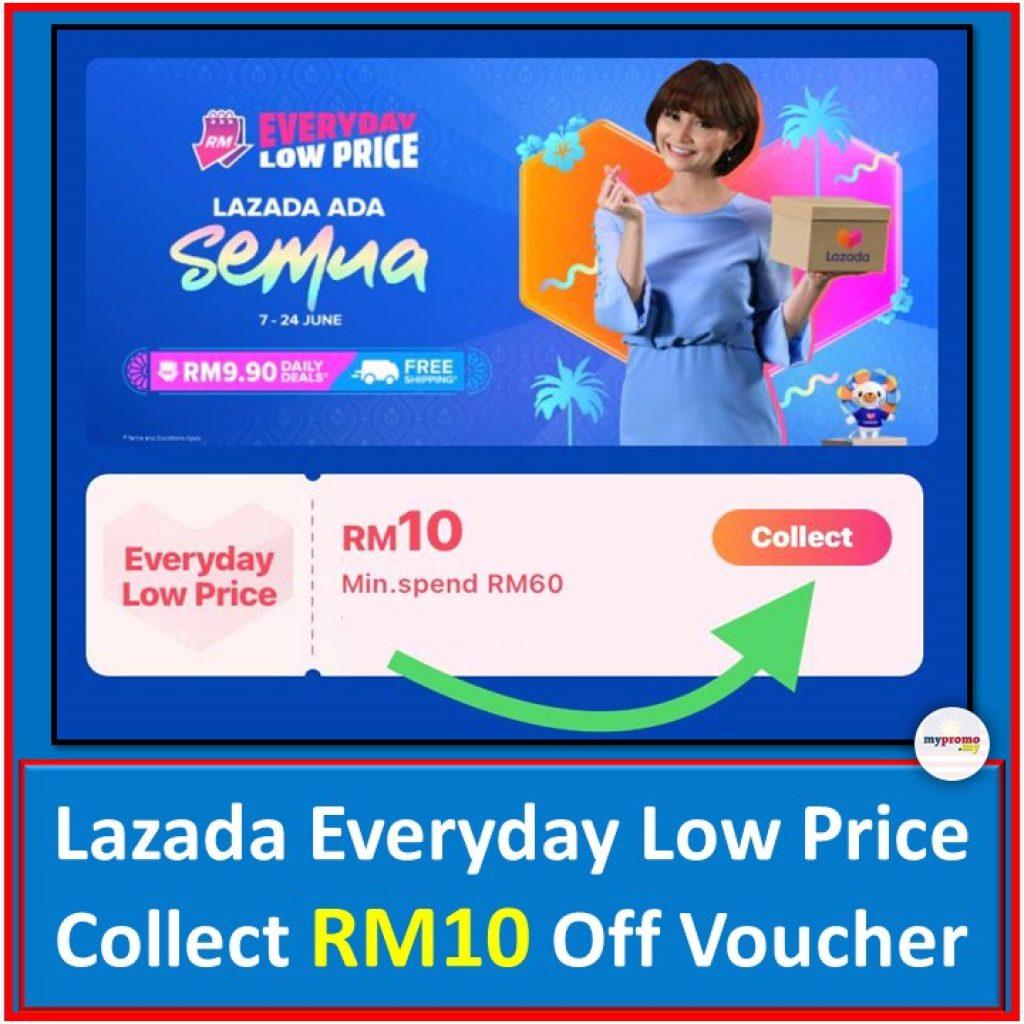 Lazada Everyday Low Price