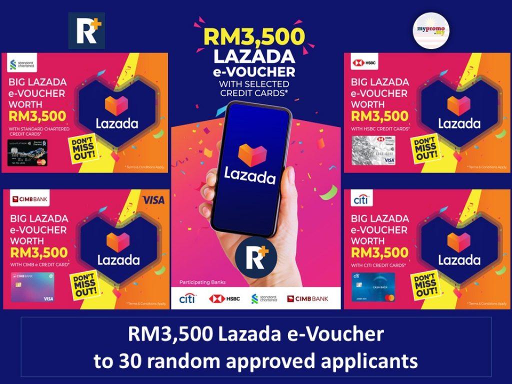 RinggitPlus Credit Card Promotion: 12-19 July 2021