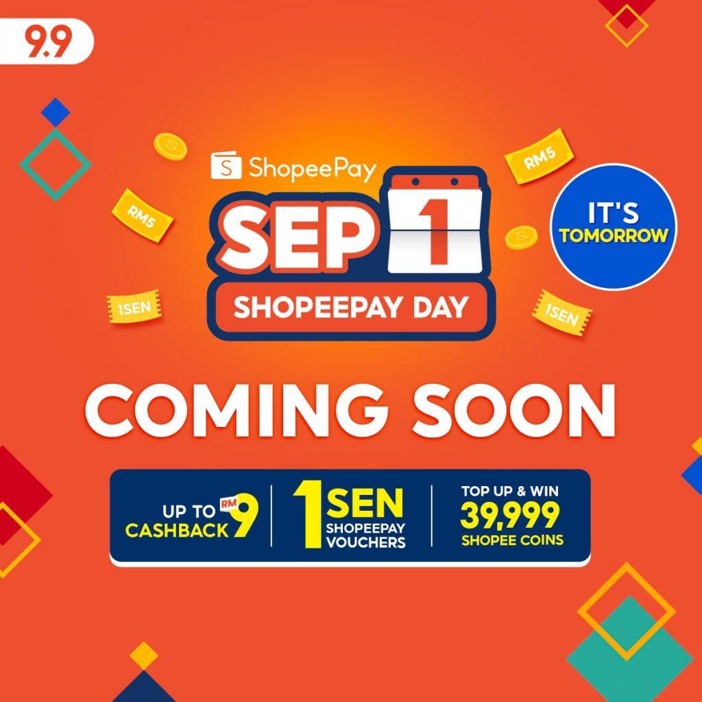 ShopeePay Day