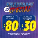 JD Sports MY – Malaysia Day Promo