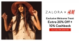 H&M Launches on Zalora Malaysia: Special Offers