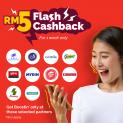 Boost: RM5 FLASH CASHBACK