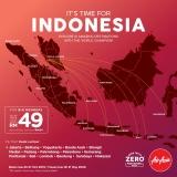 AirAsia: MAJOR SALE ALERT! 1 COUNTRY, 16 DESTINATIONS,  1 AIRLINE