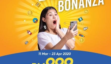 Touch 'n Go eWallet: 7-Eleven 24/7 Bonanza RM999 Cashback