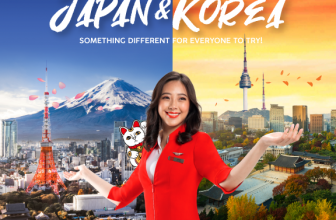 AirAsia: Experience the Richness of Japan & Korea