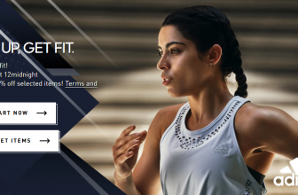 Adidas Malaysia: Gear Up, Get Fit! Extra 35% OFF Selected Items