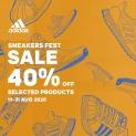 Adidas: Sneakers Fest