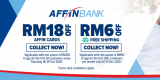 Lazada x Affin Bank Thursday Promotion