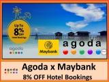 Agoda x Maybank Promotion 2021