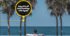Agoda x Maybank Promo