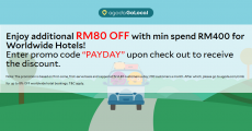 Agoda x CIMB PayDay Promotion  September 2020