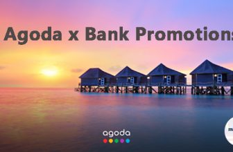 Agoda x Bank Offers, Deals and Promotions List for 2021