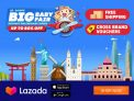 Lazada Big Baby Fair Promo List 22nd to 26th November 2019