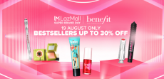 LazMall Super Brand Day: Benefit