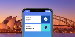 BigPay: Send Money to Australia