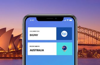 BigPay: Send Money to Australia