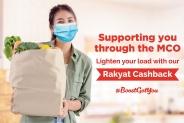 Boost: Rakyat Cashback
