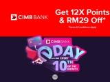 CIMB e Credit Card eDay Deals