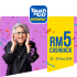 Boost e-Wallet: Enjoy RM8 Cashback at any AEON BiG nationwide