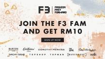 F3: Fashion Fast Forward APP – Android/iOS
