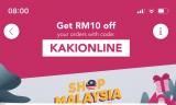 foodpanda Promo Code: KAKIONLINE
