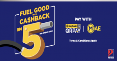Maybank x Petron Promotion