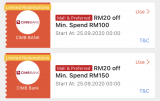 Shopee Voucher Codes: CIMB PayDay Deal (October, 2020)