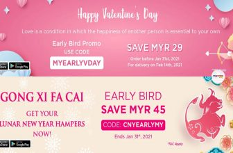 FlowerAdvisor x CNY and Valentine's Day Promo Codes