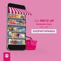 foodpanda Promo Code: SHOPWITHPANDA