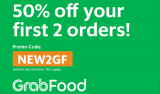 Grabfood New User Promo Code