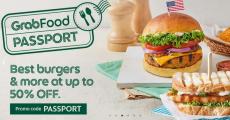 GrabFood Promo Code: PASSPORT