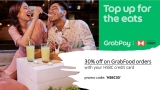 HSBC Promo:  Enjoy 30% OFF GrabFood order