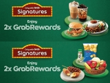 Grabfood Promo Code: SIGNATURES