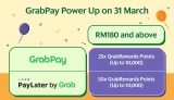 ZCITY : Power up your GrabRewards Points Day and Earn Reward Points