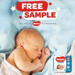 Huggies Diaper MY – Free Sample
