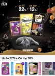 12.12 SHOPEE BIRTHDAY SALE: WHISKAS and PEDIGREE With up to 22% off + On top 12%