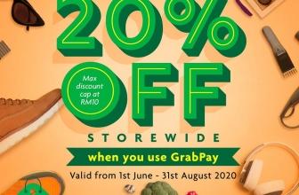LamboPlace x GrabPay Promotion